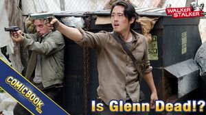Asking Walker Stalker Con: Is Glenn Dead?!