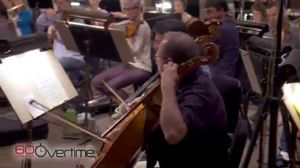John Williams Conducts The Opening Scene To Star Wars: The F…