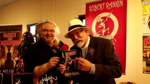 Chris talks to renowned writer Robert Ranking about his new …