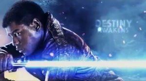 Star Wars: The Force Awakens - Promo Clip: Finn