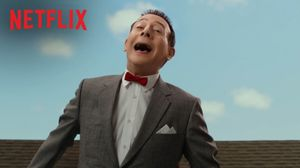 Pee-wee's Big Holiday Date Announcement Only On Netflix