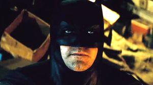 Latest TV spot has Superman take on the Batmobile