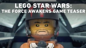 Lego: Star Wars The Force Awakens Video Game