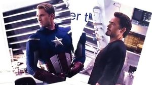 Steve Rogers gets a Happy Friends Day video from Facebook in…