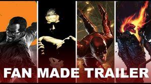 Fears End (2016 Marvel Movie Fan Made Trailer)