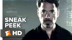 Captain America: Civil War Sneak Peek Team Iron Man Robert D…