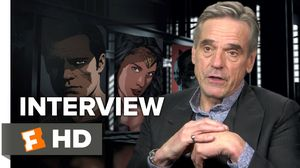 Batman v Superman - Jeremy Irons Interview