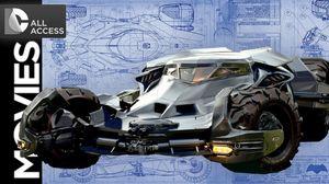 Batmobile Designer Shares Concept Art & Inside Secrets