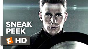 Captain America: Civil War Sneak Peek Team Cap Chris Evans