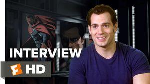 Batman v Superman - Henry Cavill Interview