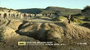 People are the real threat in the new Fear the Walking Dead …