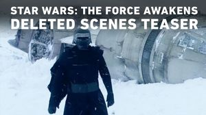 Yep, there's a Teaser Trailer for the Deleted Scenes of Star…