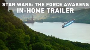 Star Wars: The Force Awakens DVD Trailer. Including Kylo Ren…