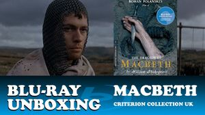 Macbeth (1971) UK Criterion Collection Blu-ray Unboxing