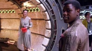 The Force Awakens Featurette shows us just how excited John …