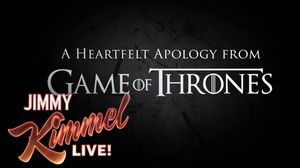 Game of Thrones Producers Apologise For Hodor... kind of
