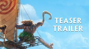 Moana US Teaser Trailer