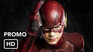 "The Flash Season 3 ""time Strikes Back"" Promo released"