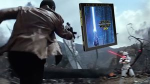 New promo reveals the upcoming 3D release of Star Wars: The …
