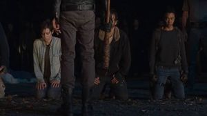Check out the uncensored final scene from 'The Walking Dead'…