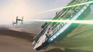 Behind The Magic: The Visual Effects of Star Wars: The Force…