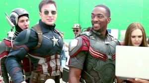 Check out a new featurette on the making of 'Captain America…