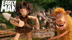Aardman's 'Early Man' Is In Production!