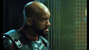 Suicide Squad blu-ray featurette features Deadshot