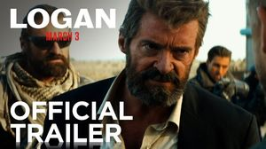 'Logan' moody first trailer features an older Wolverine.
