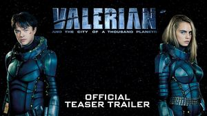 Here's the first look at Luc Besson's 'Valerian And The City…