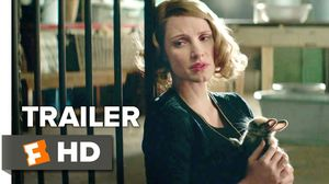 First look: Jessica Chastain in WWII drama 'The Zookeeper's