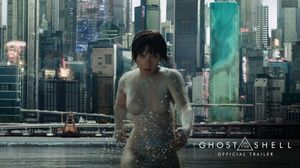 Ghost In The Shell Trailer Trailer Paramount Pictures