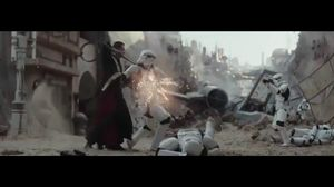 New footage in the latest international trailer for 'Rogue O…