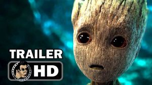 Guardians of The Galaxy Trailer Marvel Superhero