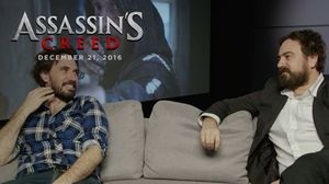 A sit down with the composer and the director of 'Assassin's
