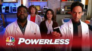 Powerless - Meet the Powerless Team! promo