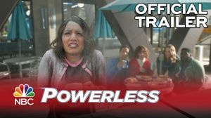 Official trailer for DC comedy series 'Powerless' puts the s…