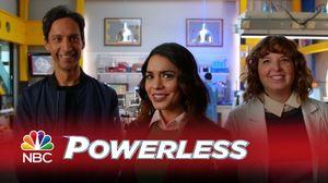 Powerless - Is it a bird? Is it a plane? promo