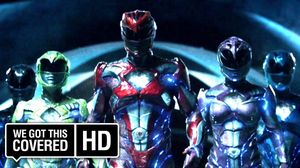 Power Rangers Trailer Elizabeth Banks, Bryan Cranston, Bill …
