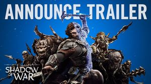 Announce trailer: Middle-Earth: Shadow of War to follow-up t…