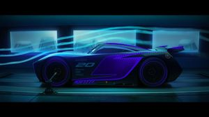 """Cars """"Next Generation"""" Extended Look."""