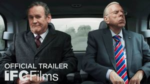 Watch Timothy Spall and Colm Meaney as Sir Ian Paisley and M…