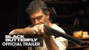 Antonio Banderas faces Jonathan Rhys-Meyers in 'Black Butter…