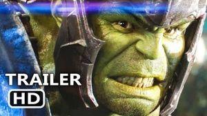 Thor Ragnarok Trailer Hulk Marvel Superhero