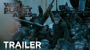 War For The Planet of The Apes Final Trailer- 20th Century F…