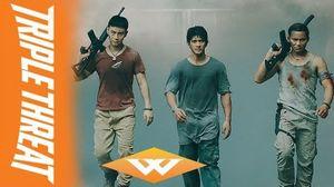 Triple Threat Trailer - Tony Jaa, Iko Uwais, Scott Adkins