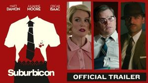 Suburbicon is directed by George Clooney and co-written by G…