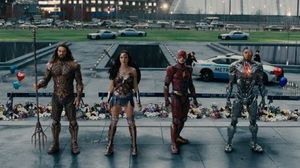 Justice League Comic-con Sneak Peek