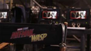 "Ant-Man & The Wasp"" Teaser"