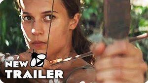 Tomb Raider Teaser - Alicia Vikander